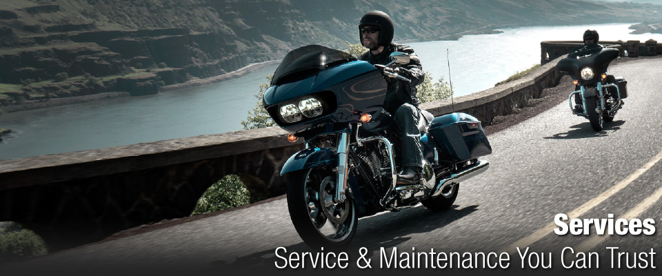 Service & Maintenance You Can Trust